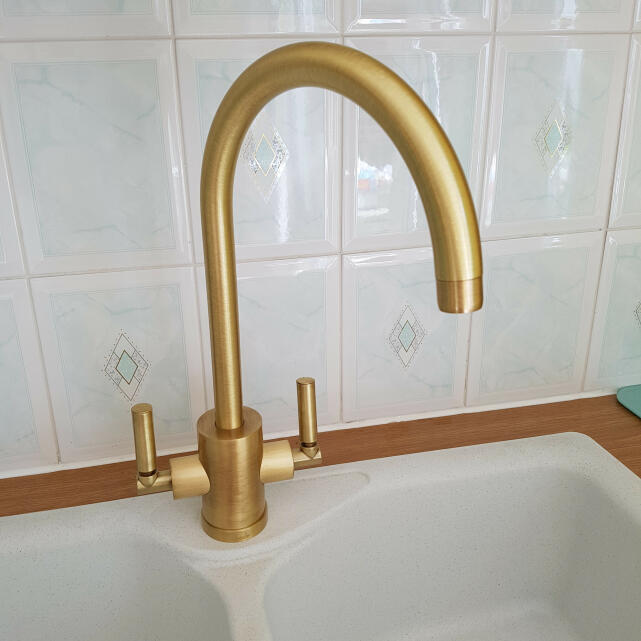 SINKS-TAPS.COM 5 star review on 19th July 2021