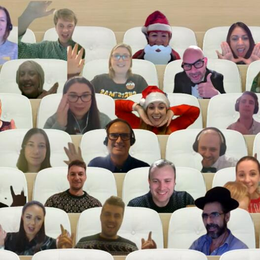 Blue Hat Teambuilding 5 star review on 21st January 2021