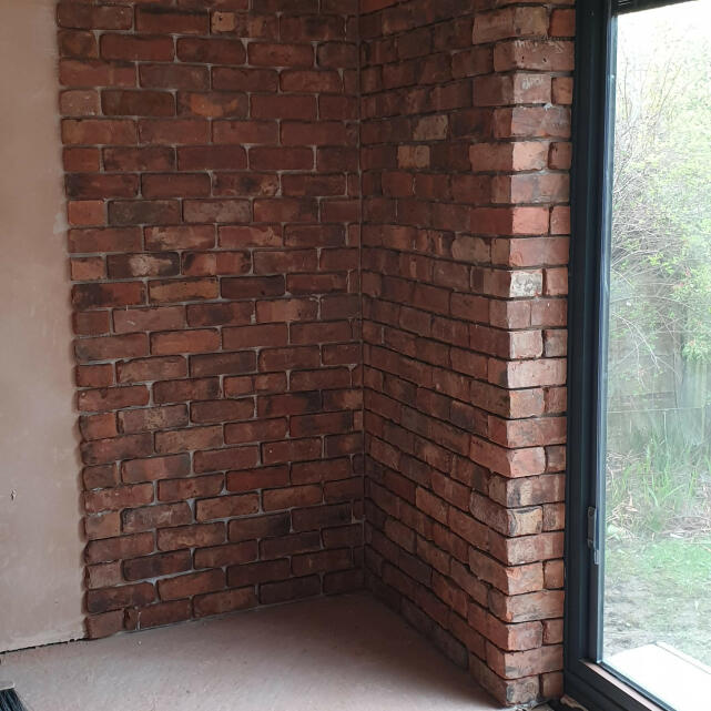 Reclaimed Brick-Tile 5 star review on 23rd March 2020