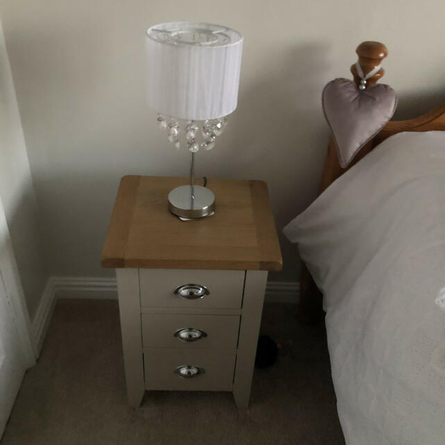 Chiltern Oak Furniture 5 star review on 26th February 2021