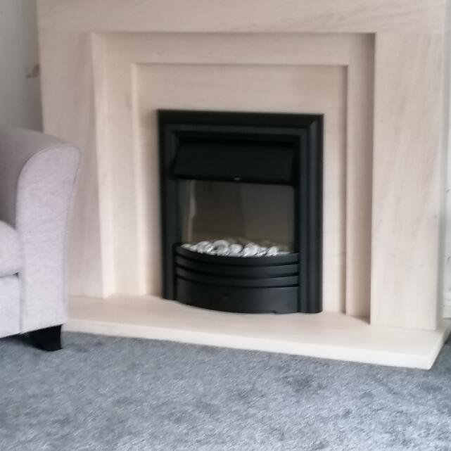 Direct Fireplaces 5 star review on 14th July 2021