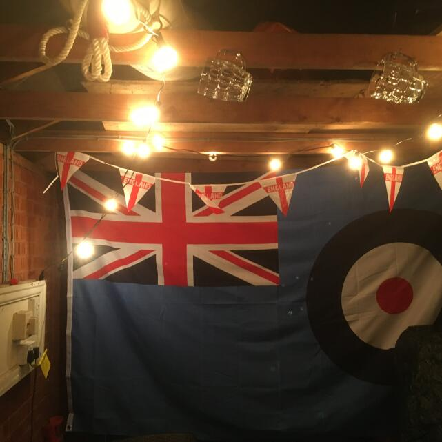 The Flag Shop 5 star review on 12th April 2021