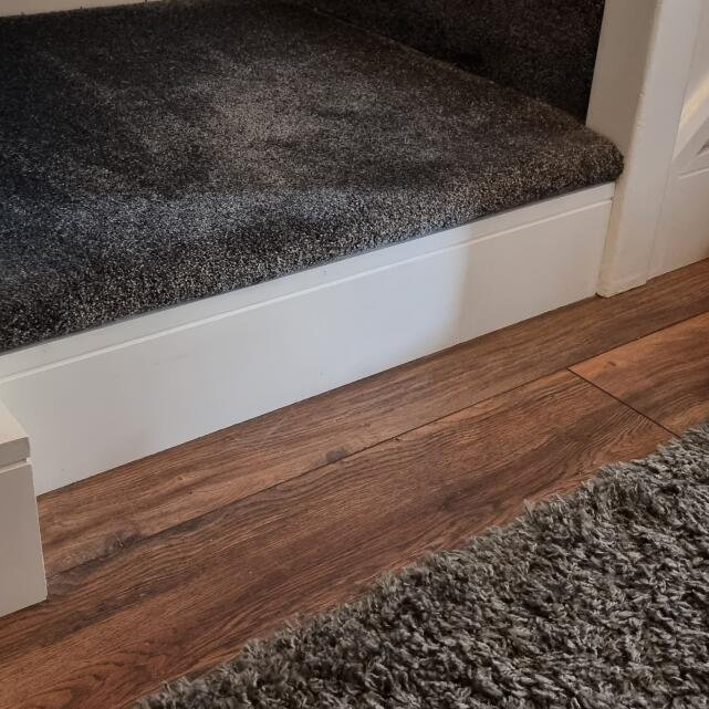 Cutting Edge Skirting 5 star review on 1st July 2021