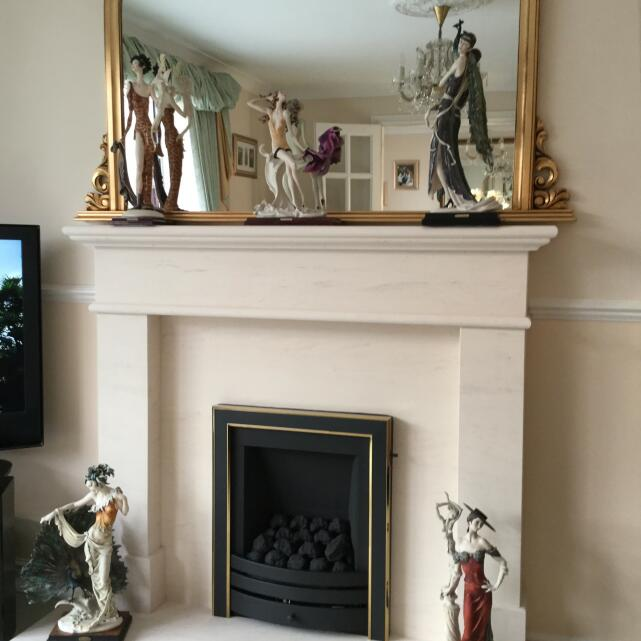 The Fireplace Studio 5 star review on 27th May 2016