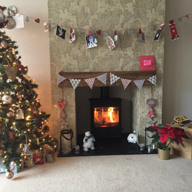 Rotherham Fireplaces 5 star review on 21st December 2017