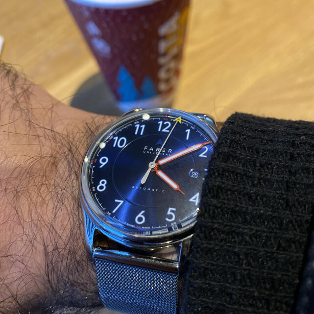 Farer 5 star review on 26th November 2019