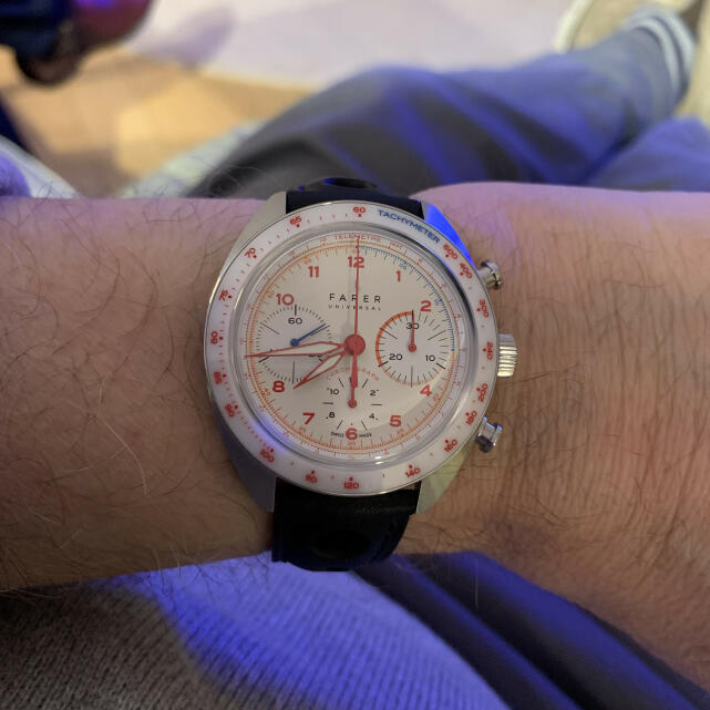Farer 5 star review on 17th February 2020