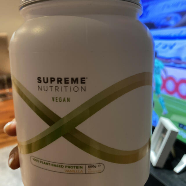 Supreme Nutrition 5 star review on 21st June 2020