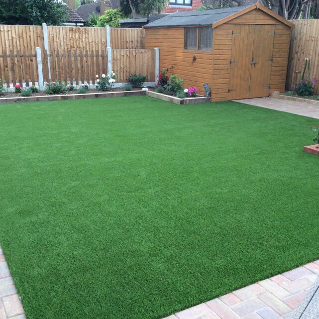 LazyLawn 5 star review on 30th June 2020
