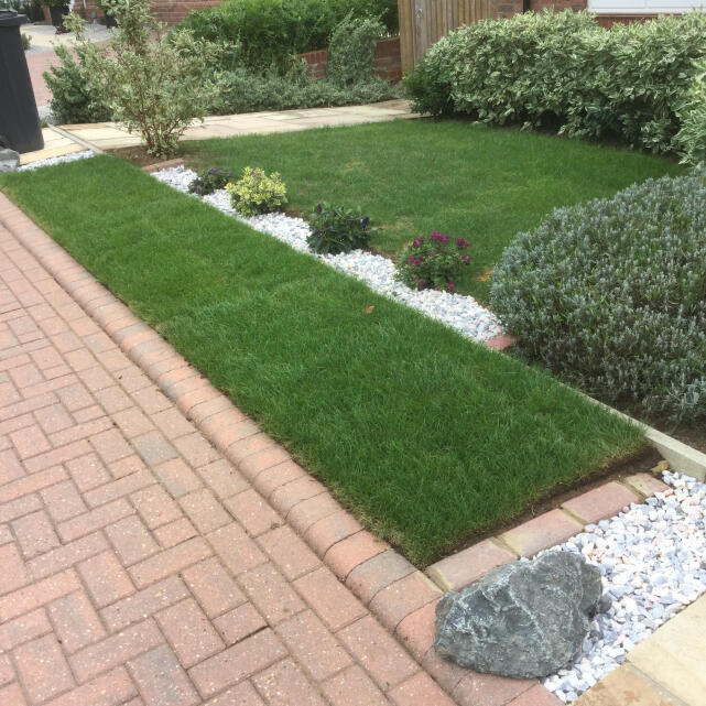 London Lawn Turf Company 5 star review on 27th August 2020