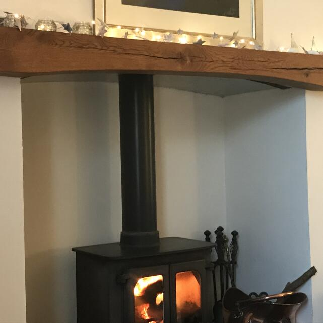Traditional Beams 5 star review on 20th December 2020