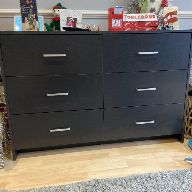 Big Furniture Warehouse 4 star review on 19th December 2020