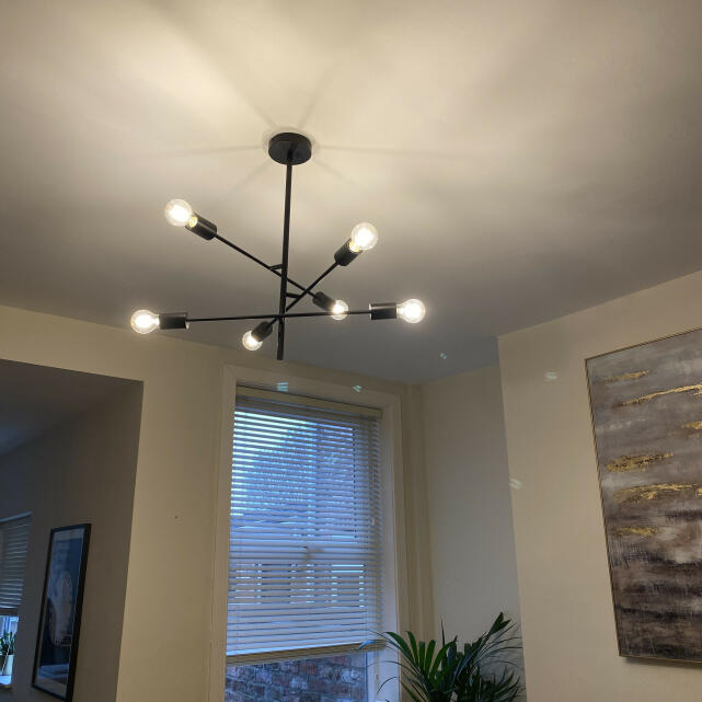 Online Lighting 5 star review on 14th January 2021