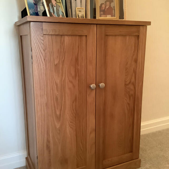 Only Oak Furniture 5 star review on 25th February 2021