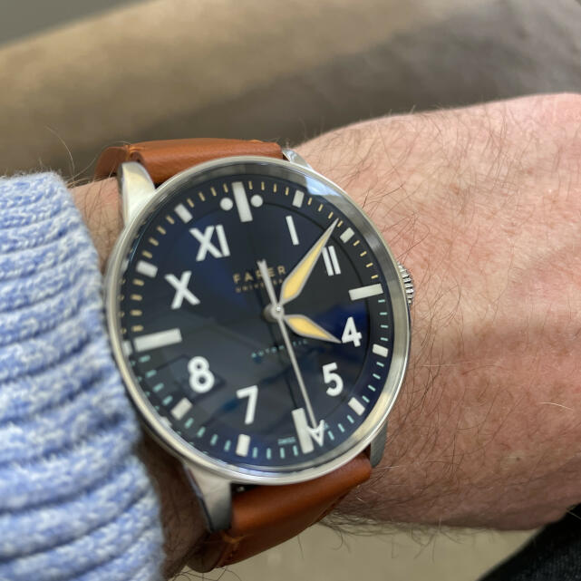 Farer 5 star review on 13th April 2021