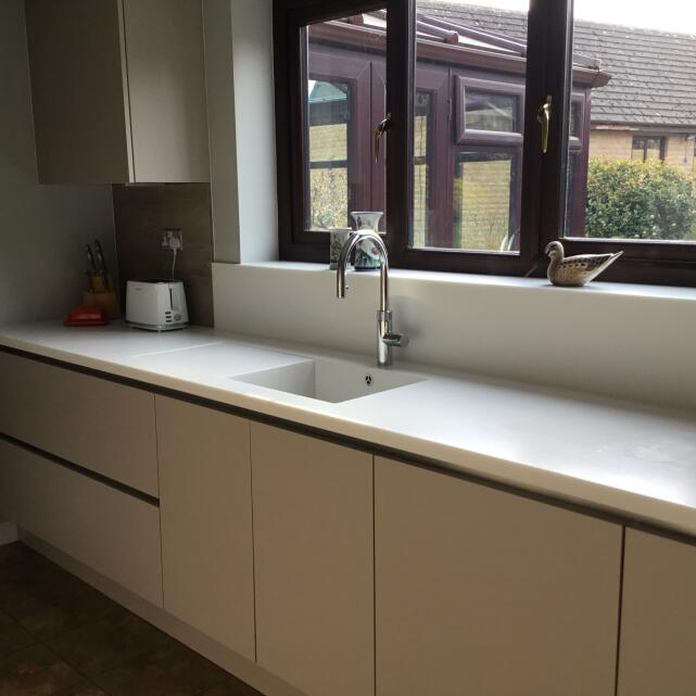 Kitchen Design Centre 5 star review on 20th April 2021