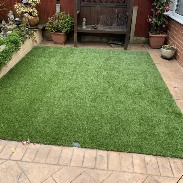 Great Grass 5 star review on 21st April 2021