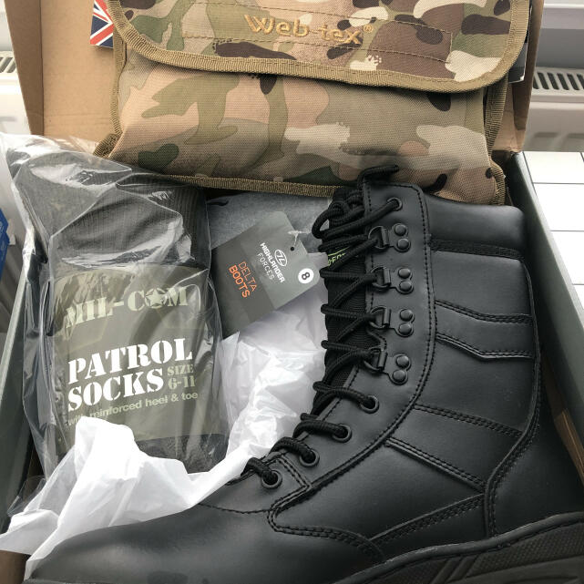 Cadet Kit Shop - Official 5 star review on 4th May 2021