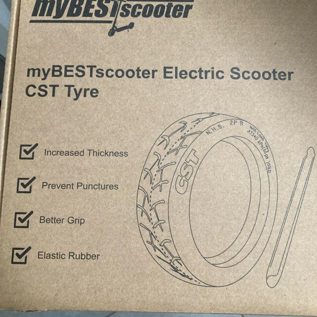 myBESTscooter.eu 5 star review on 2nd June 2021