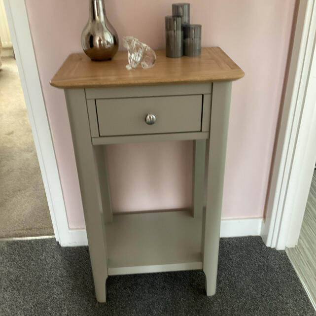 Chiltern Oak Furniture 5 star review on 28th June 2021