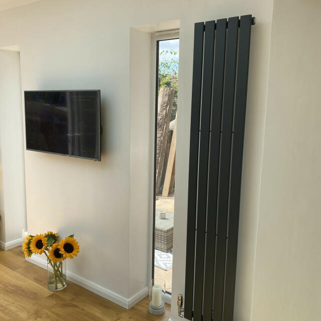 UK Radiators 5 star review on 15th July 2021