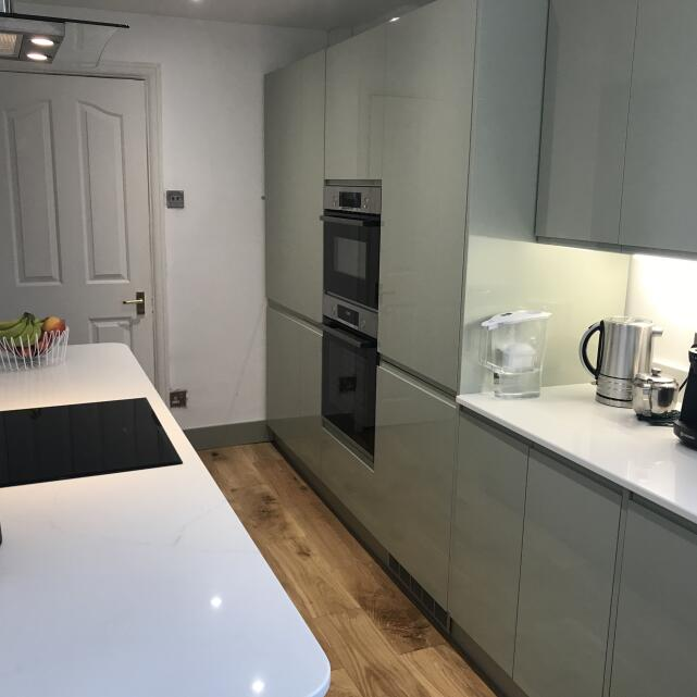 Wren Kitchens 5 star review on 29th July 2021
