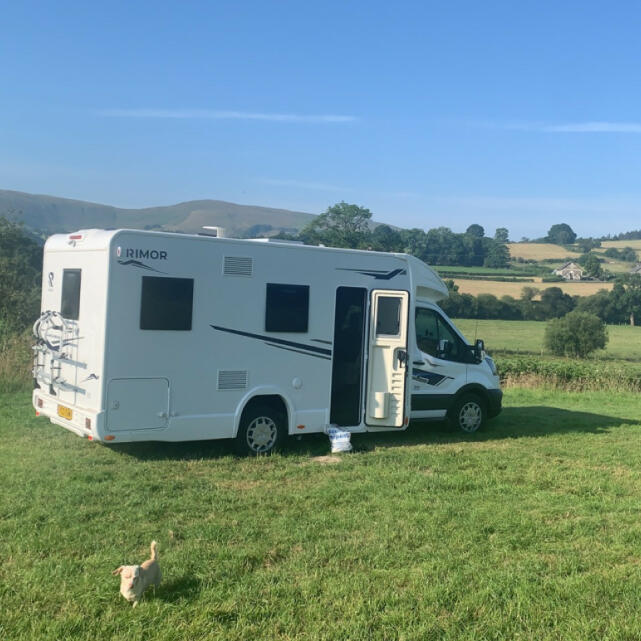 Life's an Adventure Motorhomes & Caravans 5 star review on 23rd July 2021