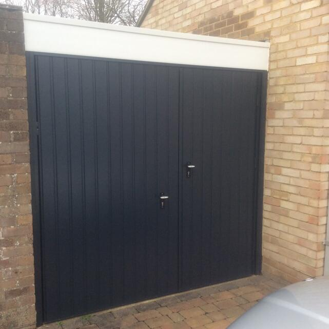 Arridge Garage Doors 5 star review on 25th February 2020