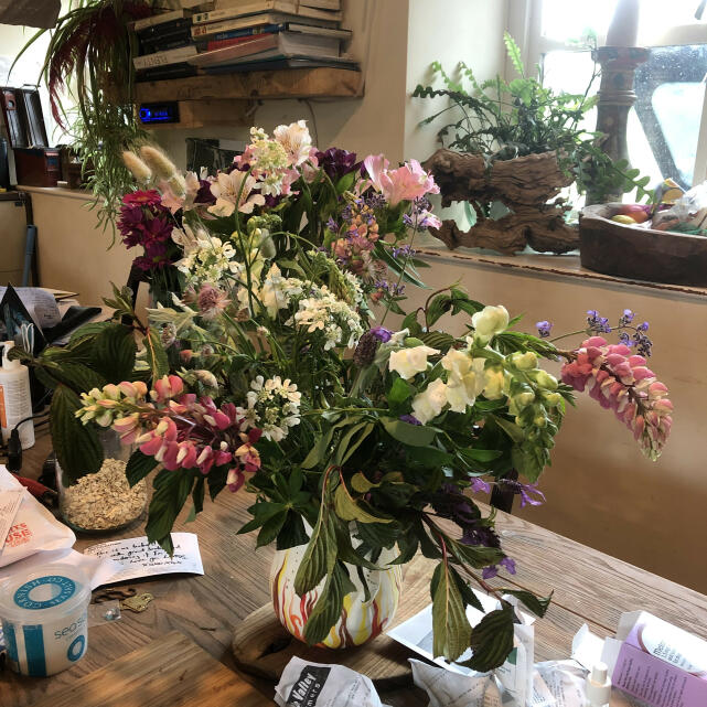 The Real Flower Company 5 star review on 20th June 2021