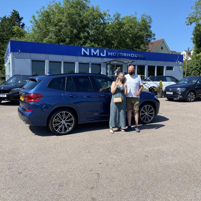 NMJ Motorhouse 5 star review on 18th July 2021