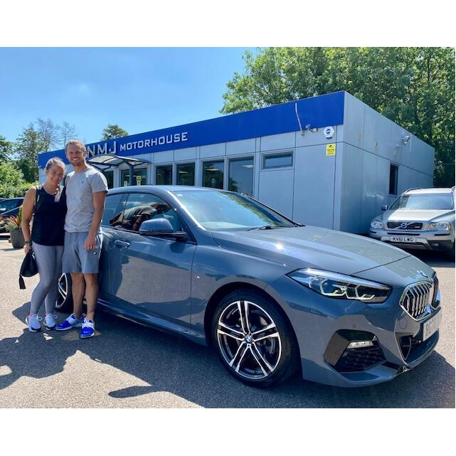 NMJ Motorhouse 5 star review on 16th July 2021