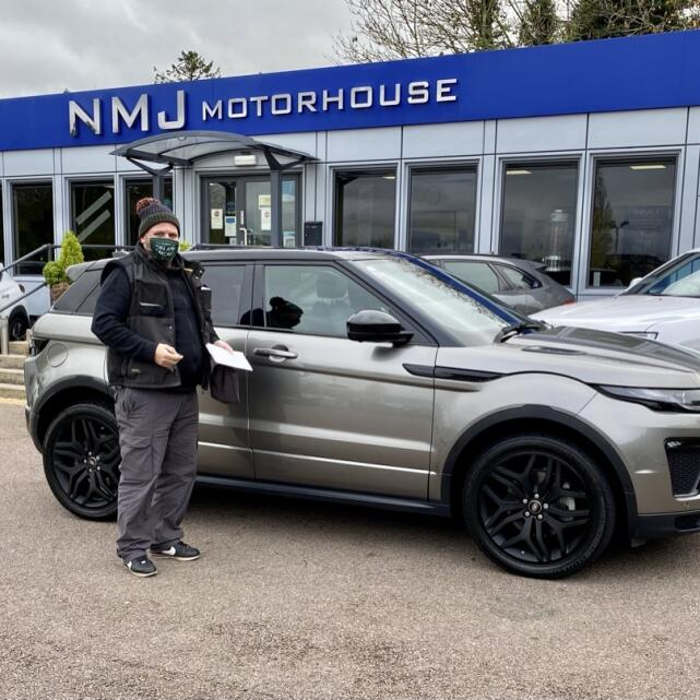 NMJ Motorhouse 5 star review on 30th October 2020