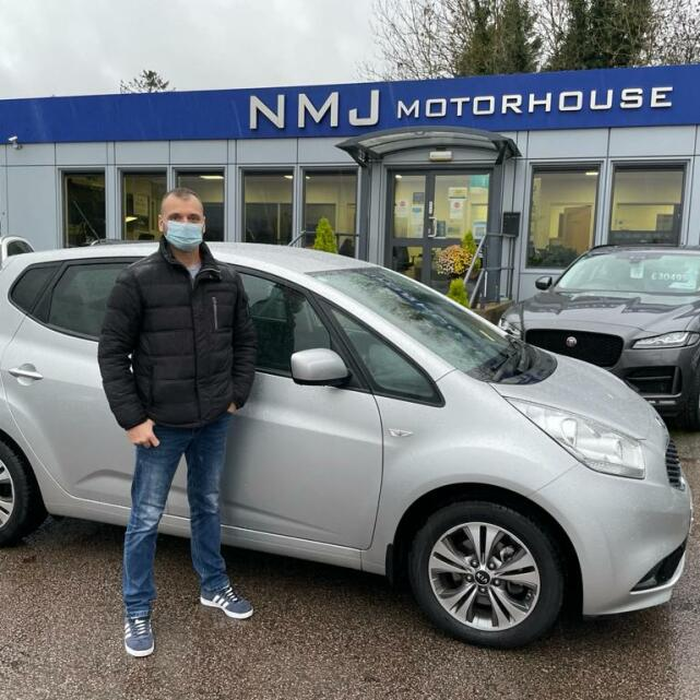 NMJ Motorhouse 5 star review on 4th January 2021