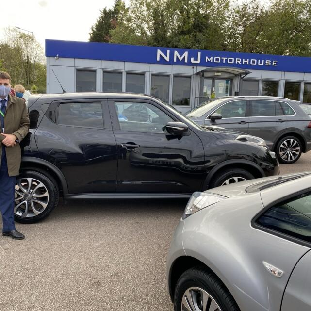 NMJ Motorhouse 5 star review on 9th October 2020