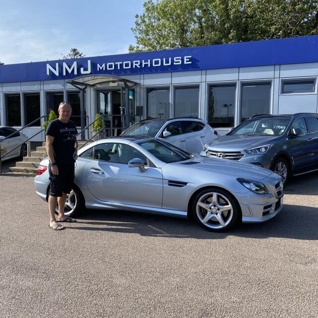 NMJ Motorhouse 5 star review on 19th September 2020