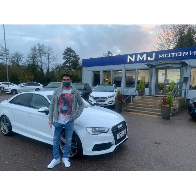 NMJ Motorhouse 5 star review on 28th October 2020