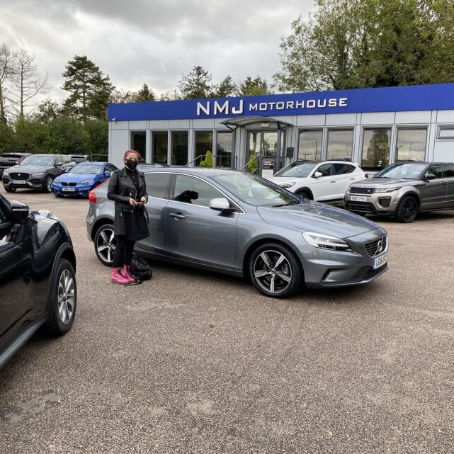 NMJ Motorhouse 5 star review on 8th October 2020