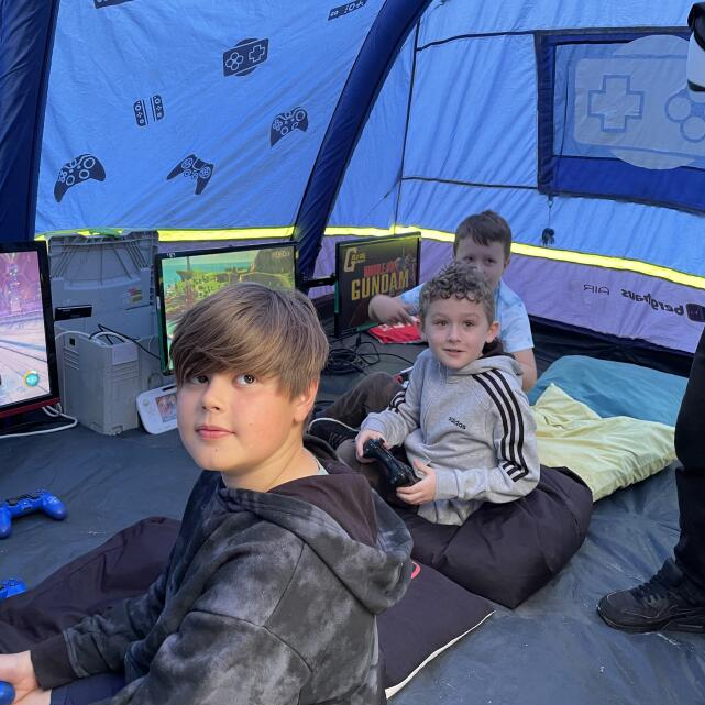Pop Up Arcade 5 star review on 24th June 2021