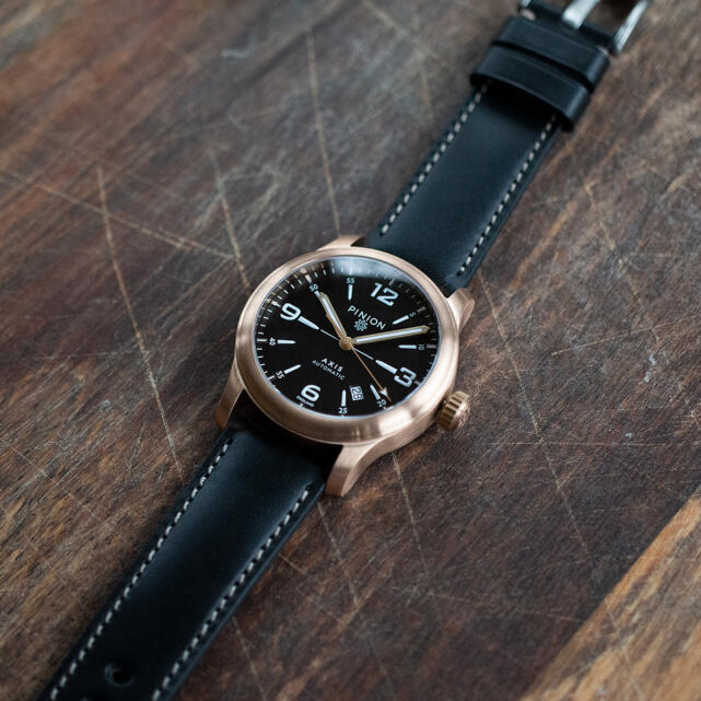 Pinion Watches 5 star review on 8th February 2021