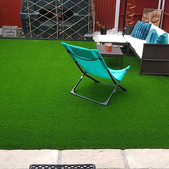 LazyLawn 5 star review on 31st July 2018