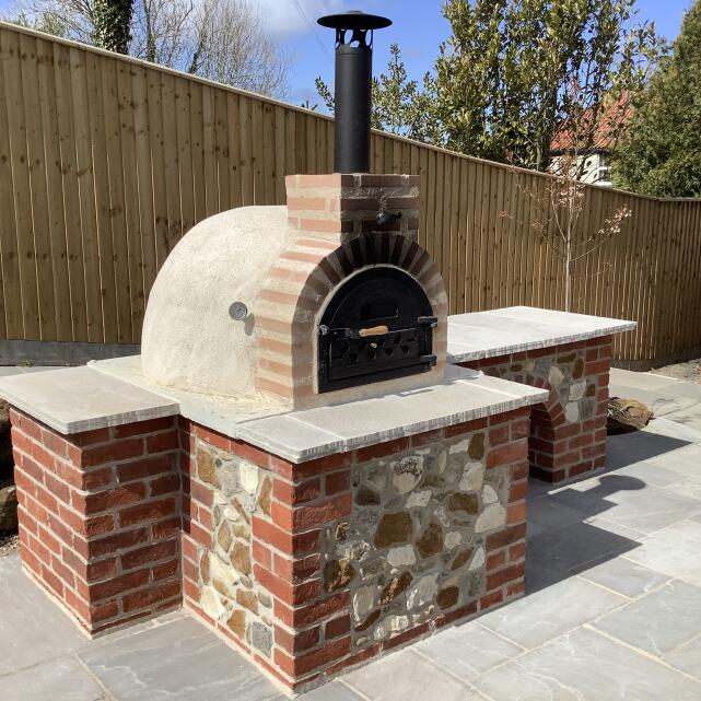 Fuego Wood Fired Ovens 5 star review on 15th April 2021