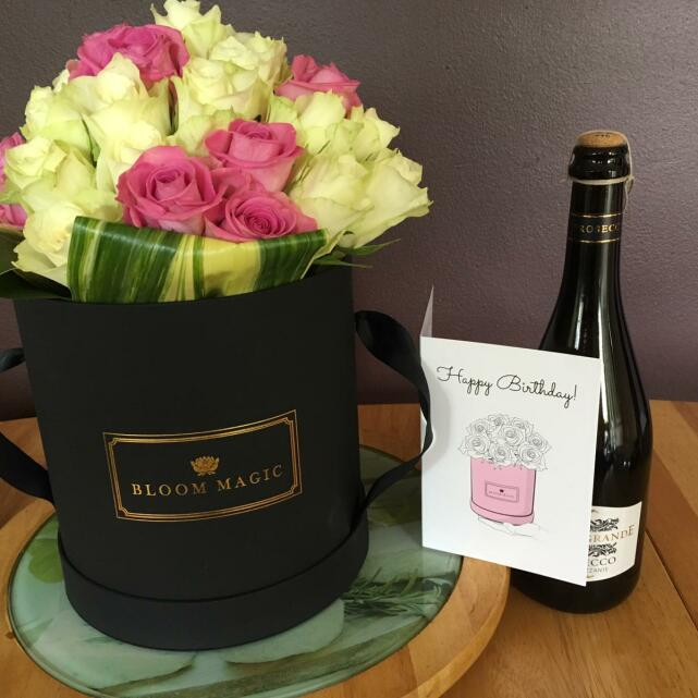 Bloom Magic Flower Delivery 5 star review on 23rd June 2019