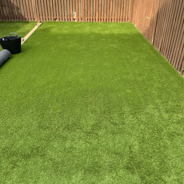 LazyLawn 4 star review on 3rd June 2020