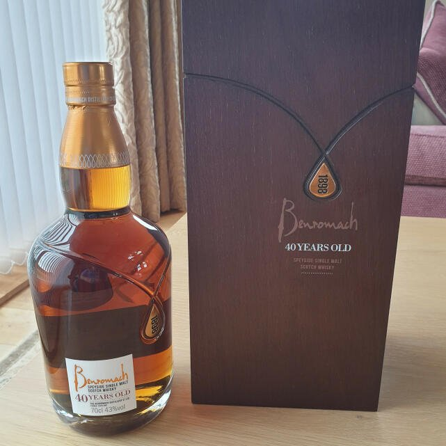 Hard To Find Whisky 3 star review on 27th March 2020