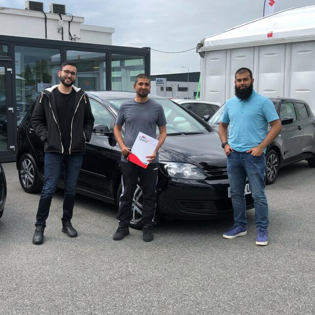 Quest Motor Group 5 star review on 11th July 2021