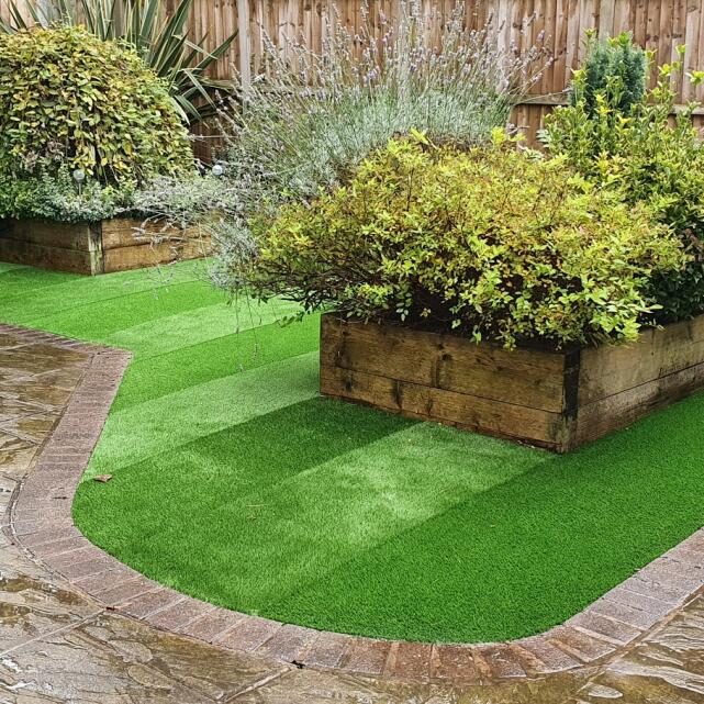 LazyLawn 5 star review on 22nd October 2020