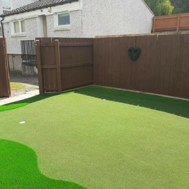 LazyLawn 5 star review on 22nd July 2020