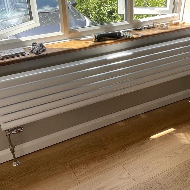 UK Radiators 5 star review on 16th July 2021