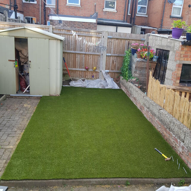 Artificial Grass Direct 5 star review on 24th June 2020