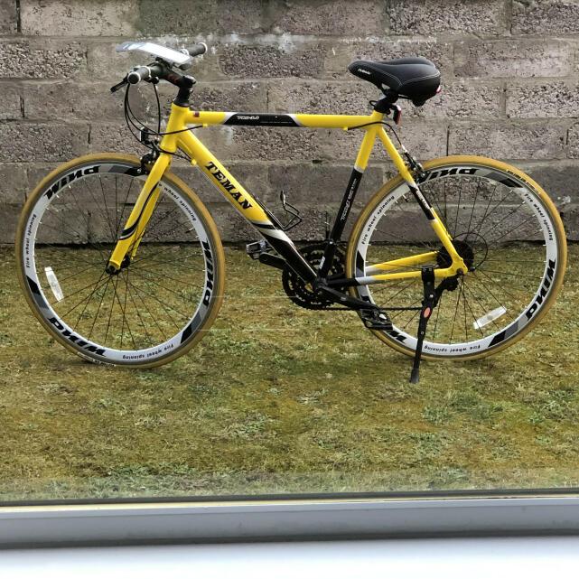 Mango Bikes 5 star review on 27th April 2021